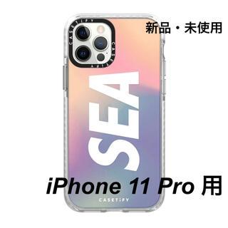 【新品・未使用】 Wind And Sea iPhone 11 Pro Case