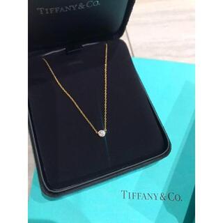 Tiffany & Co. - 最終価格 ティファニーバイザヤード  ネックス