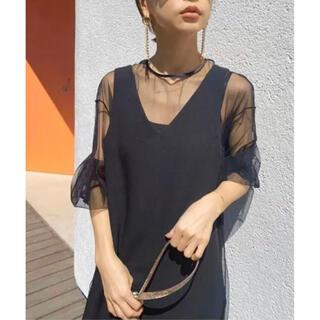 アメリヴィンテージ(Ameri VINTAGE)のアメリヴィンテージ ドレス ワンピース(ロングドレス)