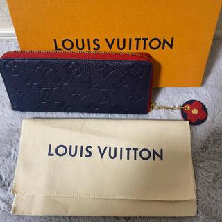 LOUIS VUITTON - ルイビトン 財布 クレマンス