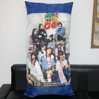 Girls² ガールズガールズ ロングピロー クッション