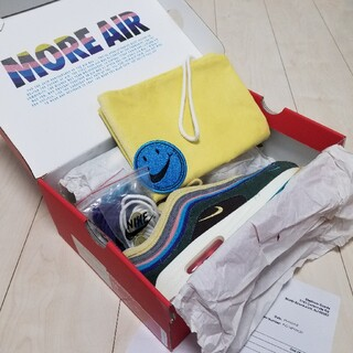NIKE - NIKE AIR MAX 1/97 VF SWSean Wotherspoon