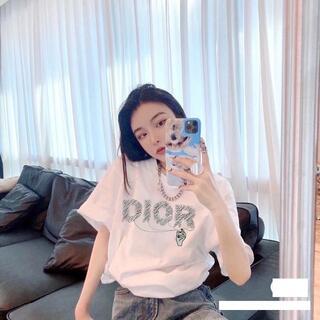 ディオール(Dior)の大人気 Dior 男女兼用 半袖Tシャツ(Tシャツ/カットソー(半袖/袖なし))
