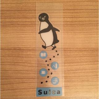 JR - (新品)suicaのペンギン しおり ブックマーク