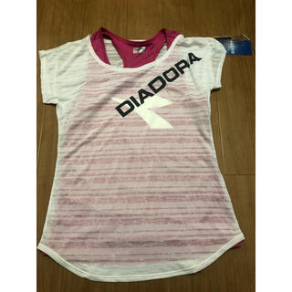 ディアドラ(DIADORA)のDIADORA テニス Tシャツ(ウェア)