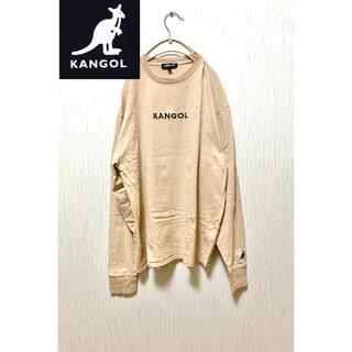 カンゴール(KANGOL)のKANGOL カンゴール シンプルロゴ刺繍Tシャツ フォロー割実施中!!(Tシャツ/カットソー(七分/長袖))