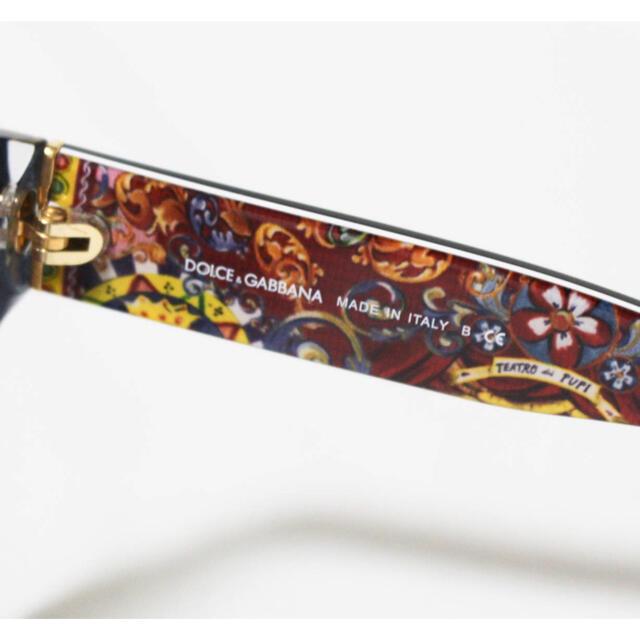 DOLCE&GABBANA(ドルチェアンドガッバーナ)の《ドルチェ&ガッバーナ》新品 イタリア製 シチリアンカレット サングラス  メンズのファッション小物(サングラス/メガネ)の商品写真