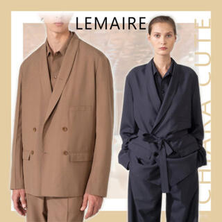 LEMAIRE - lemaire 20aw セットアップ