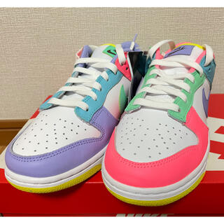"""NIKE WMNS DUNK LOW """"CANDY"""" 24.5cm"""