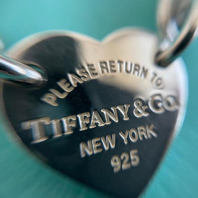 Tiffany & Co.(ティファニー)のTiffany & Co. リターントゥティファニー ハート タグ ブレスレット レディースのアクセサリー(ブレスレット/バングル)の商品写真