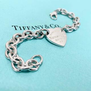 Tiffany & Co. - Tiffany & Co. リターントゥティファニー ハート タグ ブレスレット