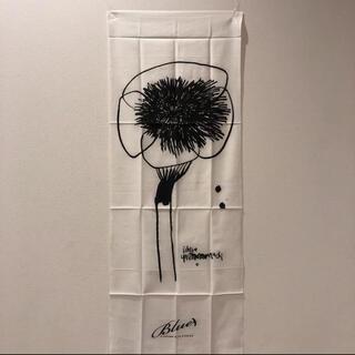イデー(IDEE)の山口一郎 Ichiro Yamaguchi    画家 手ぬぐい hana(絵画/タペストリー)