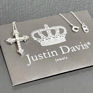 Justin Davis - Justin Davis DARK AGE ネックレス クリア 45cm