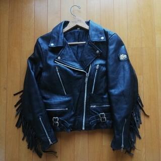 ハーレーダビッドソン(Harley Davidson)の80's Vintage Kett フリンジライダースジャケット(ライダースジャケット)