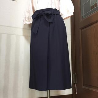 anySiS - any SiS★美品★ラップ風スカート