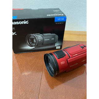 Panasonic - Panasonic 4Kビデオカメラ