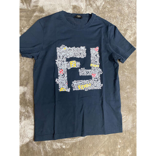 FENDI - FENDI Mr. Doodle コラボ Tシャツ