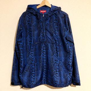 Supreme - Supreme SS12 Snakeskin Anorak Jacket