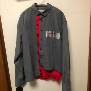 kolor - kolor 21SS シャツジャケット