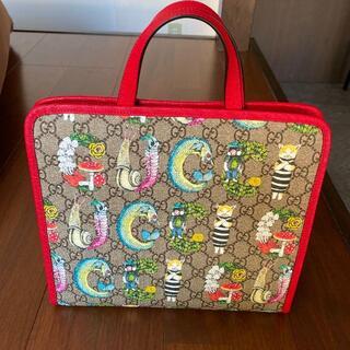 Gucci - GUCCI ヒグチユウコ バッグ トートバッグ