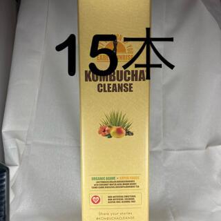 コンブチャクレンズ 15本(ダイエット食品)