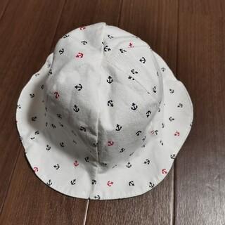 コンビミニ(Combi mini)のコンビミニ リバーシブルハット ベビー 帽子(帽子)