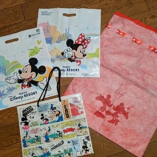 ディズニー(Disney)のディズニー ショップ袋(キャラクターグッズ)
