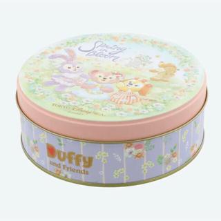 Disney - 新作❗️ ダッフィー 可愛い お菓子 2缶セット