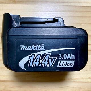 Makita - makita マキタ 純正リチウムイオンバッテリー 14.4v  3.0Ah