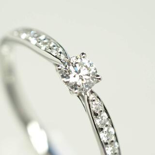Tiffany & Co. - gl ティファニー Tiffany&Co. ハーモニーサークルダイヤリング12号