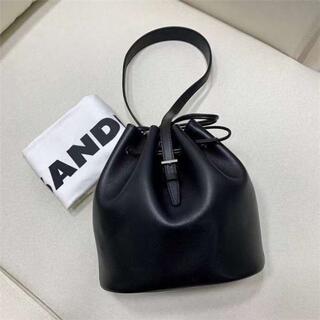 Jil Sander - JIL SANDER ジルサンダー 巾着バッグ ショルダーバケツバッグ