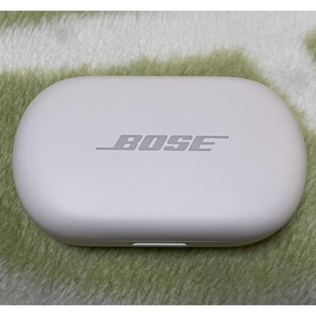 BOSE(ボーズ)のBOSE QUIETCOMFORT EARBUDS 美品 スマホ/家電/カメラのオーディオ機器(ヘッドフォン/イヤフォン)の商品写真