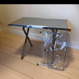 ユニフレーム(UNIFLAME)のユニフレーム  焚き火テーブル スノーピーク ガビングフレーム(テーブル/チェア)