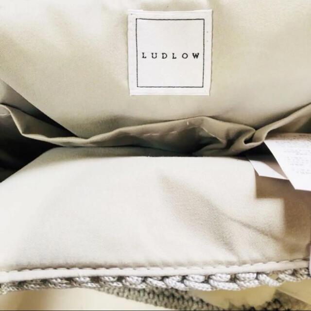 LUDLOW(ラドロー)の週末限定価格‼️レア‼️生産終了バッグ✨‼️❤️LUDLOW❤️スワン コード レディースのバッグ(トートバッグ)の商品写真