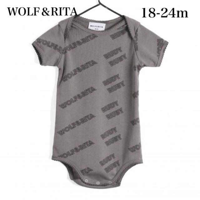 Caramel baby&child (キャラメルベビー&チャイルド)のWOLF&RITA ベビーロンパース ボディスーツ18-24m キッズ/ベビー/マタニティのベビー服(~85cm)(ロンパース)の商品写真