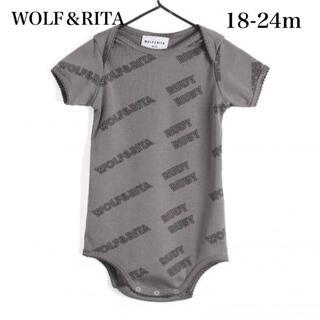 Caramel baby&child  - WOLF&RITA ベビーロンパース ボディスーツ18-24m