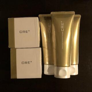 フローフシ(FLOWFUSHI)のCRE+ミネラルKSイオンゲル+ソープセット(オールインワン化粧品)