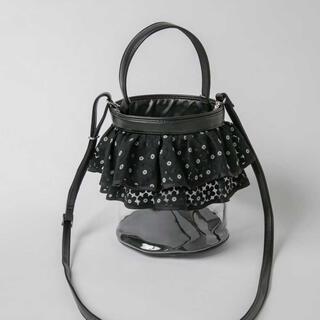 LUDLOW - セツコサジテール PVCバッグ シティ ブラック 黒