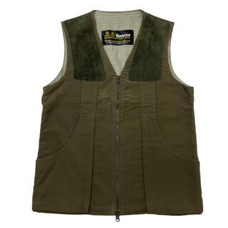 Barbour - 美品 Old Barbour Vest Vintage バブアー ベスト