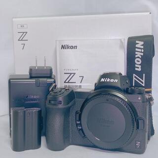 Nikon - Nikon Z7 ボディ 本体