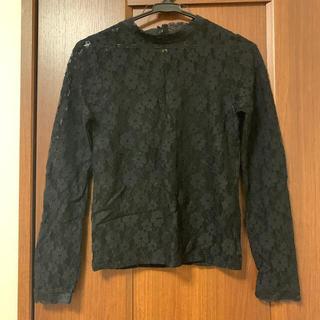 エブリン(evelyn)のevelyn 総レースシャツ(シャツ/ブラウス(長袖/七分))