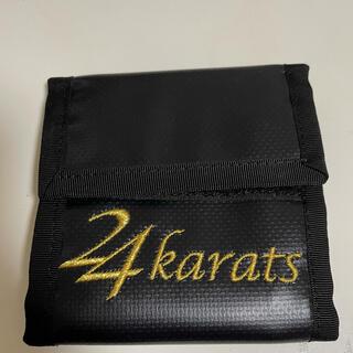 トゥエンティーフォーカラッツ(24karats)の24karats 折りたたみウォレット(折り財布)