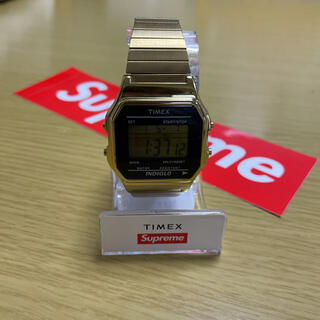 Supreme - Supreme 19f/w TIMEX Digital Watch