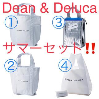 DEAN & DELUCA - Ziploc Dean & Deluca Beams トート クーラー ミニマム