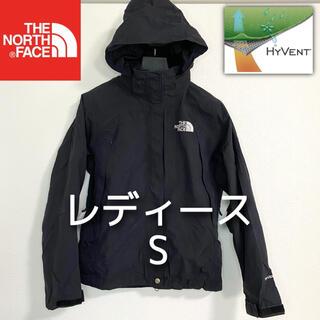 THE NORTH FACE - 美品 THE NORTH FACE マウンテンパーカー ブラック レディースS