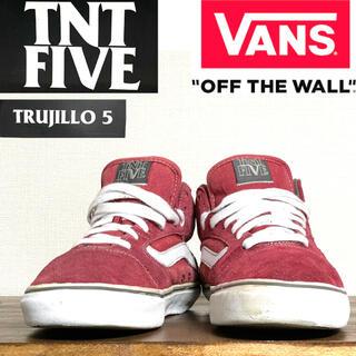 ヴァンズ(VANS)のVANS 【TNT FIVE】TRUJILLO5 トニートルフィーヨ(スニーカー)