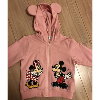 ディズニー(Disney)のディズニーパーカー 90(ジャケット/上着)