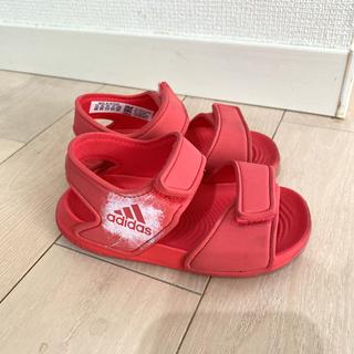 アディダス(adidas)のアディダス サンダル 14cm(サンダル)