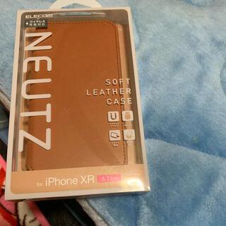 ELECOM - iPhoneケース