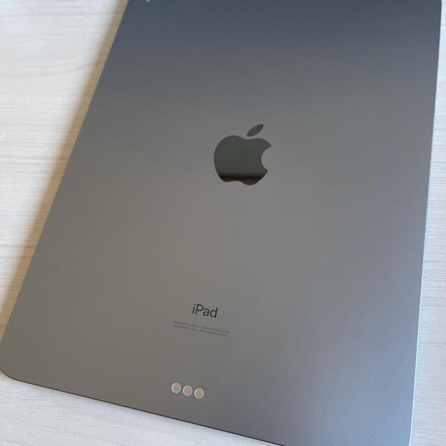 iPad(アイパッド)のiPad Air 4 64GB スカイブルー限定保証有 スマホ/家電/カメラのPC/タブレット(タブレット)の商品写真